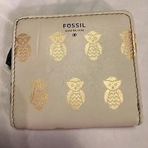 Nwot Owl Fossil Wallet  Photo