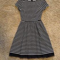 Nwot Peter Som Black & White Dress - Xs Photo