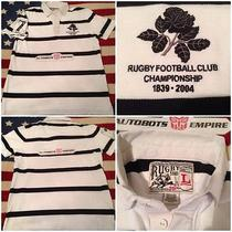 Nwot Ralph Lauren Polo Rugby Vintage L P Wing Bear Rl Rlx Chief Sport Usa Indian Photo