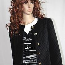 Nwot Rare Markus Lupfer White T Shirt Black Velvet Corset Wear Art the Runaways Photo