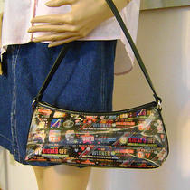 Nwot Relic From Fossil Reality Tv Small Hologram Purse Photo