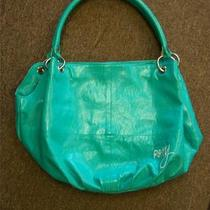 Nwot Roxy Aqua Hobo Purse Photo