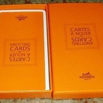 Nwot Set of Hermes Knotting Cards