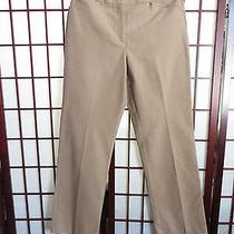 'Nwot' Talbots Ultra-Soft Brushed Corduroy Pant-  Size 8p Photo