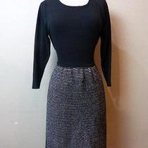 Nwot the Limited Multi-Color Sweater Dress Sz L Photo