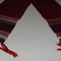 Nwot Topshop Women's Holiday Scarf Wrapper 9x70 Photo