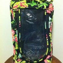 Nwot Vera Bradley Botanica Ventilated Shoe Bag Golf Tennis Tote Photo