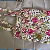 Nwot Vera Bradley Retired Pattern Make Me Blush Perfect Pocket Tote Shoulder Bag Photo