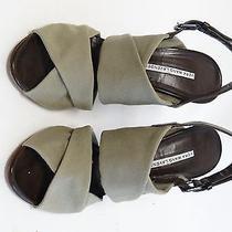 Nwot Vera Wang Lavender Shoes