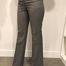 Nwot Women's Express Editor Stretch Boot Cut Slacks Suit Pants-Sz 2 Regular Photo