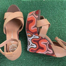 Nwot Womens Jeffrey Campbell Wedges 5.5 Photo