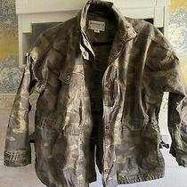 Nwot Womens Anthropologie Army Jacket Size Xs Retail 200 Photo