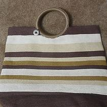 Nwot Womens Handbag Purse Tote the Sak School Books Computer Bag Photo