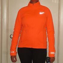 Nwt 110 Nike Element Shield Full Zip Women's Running Jacket M 686877-877 Photo