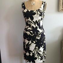 Nwt 138 Ann Taylor Sleeveless Dress   Size 0 Photo