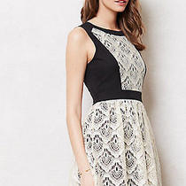 Nwt 178 Anthropologie by San & Soni Adeline Dress Sz 8 Was 178 Photo