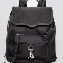 Nwt 195 Rebecca Minkoff Backpack Bike Share Colorblack and Gray Available Photo
