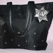 Nwt 2013 Black Friday Vip Tote Shopper Bag Sparkle Shine vs Bow Photo