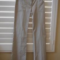Nwt215 Theory Mesa Radar Cotton Woman's Dress Pants  2 Photo