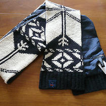Nwt 248 Ralph Lauren Rlx  Wool Alpaca  Scarf Photo