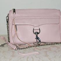 Nwt 295 Rebecca Minkoff Mac Full Size Crossbody Bag Clutch