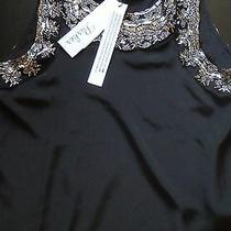 Nwt - 297 Parker Black Sequin Top - Size S Sold Out Photo