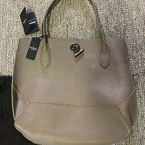 Nwt 298 Botkier Leather Handbag Waverly Tote - Truffle Photo