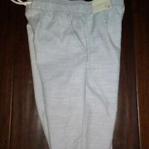Nwt 30 Peyton & Parker Boys Chino Shorts Size 16 Photo