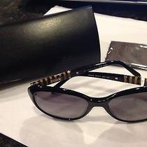 Nwt 325 Fendi Sunglasses (Made in Italy) - Black (Style Fs5348) Photo