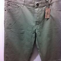 Nwt395tax  Ermenegildo Zegna Cotton Luxury Casual Pants 40w   Photo
