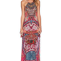Nwt 698.00 Camilla Franks Fabric of My Forebears Overlay Dress Size Au/2 Photo