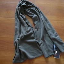 Nwt 70 Ralph Lauren Rlx Cl 2 Cotton Scarf Photo