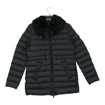 Nwt 700 Coach Down Puffer Jacket Coat Parka With Shearling Fur Collar Size S Photo