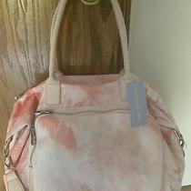 Nwt (78) Madden Girl Large Blush Weekender Light-Weight Carryon Tote Bag Lov Photo