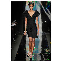 Nwt 795 Diane Von Furstenberg Fall 2010 Runway Dress Rap Size 12 Name Beulah  Photo