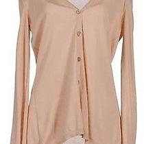 Nwt 895 Moschino High End Silk Blend Cardigan. Made in Italy. Sz It40/us 6 Photo
