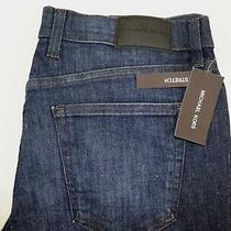 Nwt 98 Michael Kors 30x30 Men's Hampton Indigo Parker Slim Fit Premium Jeans Photo