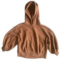 Nwt Abercrombie & Fitch Brown Pullover Hoodie Women's Size Xs Photo
