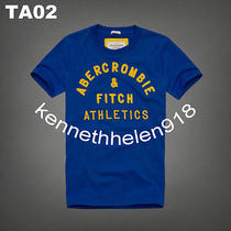 Nwt Abercrombie & Fitch Mens Graphic Tee Multi Color Size Xxl a&f  Photo