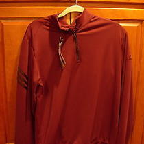 Nwt Adidas Golf Climalite Long Sleeve. Sz. Medium Country Club Photo