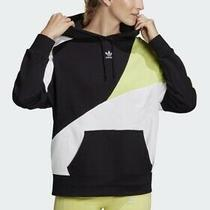 Nwt Adidas Originals X Danielle Cathari Woman Colorblock French Terry Hoodie S Photo