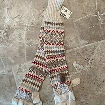 Nwt Adult Long Gloves With Finger Covers From Aeropostale Retails 24.50 Photo