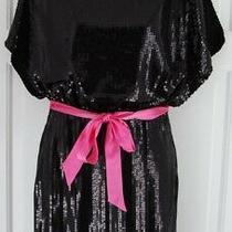Nwt Aidan Mattox Sequin Dress - 2 Photo