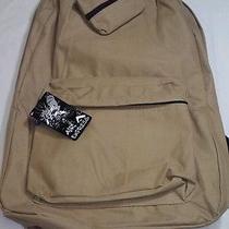 Nwt Air Express Backpack Biege Photo