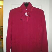 Nwt Akris Punto Women's Size 10 Jacket Photo