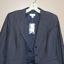 Nwt Ann Taylor Loft Jacket Size 8 119.00 Retail Photo