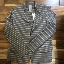 Nwt Anthropologie Blazer Jacket Size M Photo
