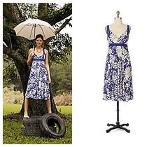Nwt Anthropologie Murmuring Reeds Dress Size Xs Photo