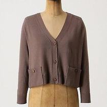Nwt Anthropologie on Holiday Sweater Cardigan Size Xs  Photo