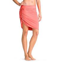 Nwt Athleta Celine Cinch Skirt Coral Sunset Sz M Photo